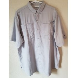 NWOT Columbia PFG Shirt Fishing Gear